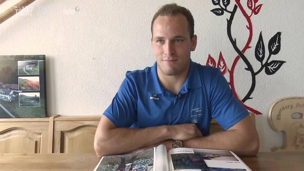 Zu Hause bei Joel Ambühl – so tickt der ISAF-Sieger