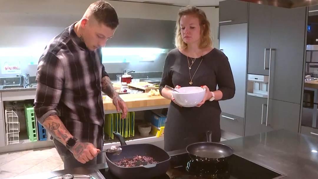 «Ich bin ein Koch-Banause und brauche Hilfe!»