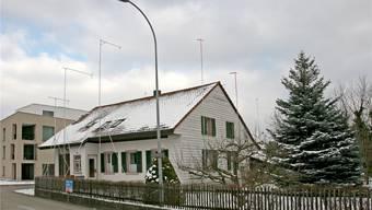 Dieses Haus soll einem Mehrfamilienhaus weichen. Marco Sartori