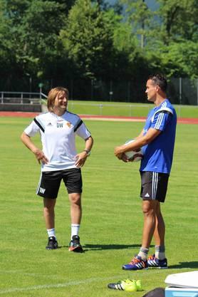 Physiotherapeut Dirk Wust kennt die Körper der FCB-Spieler