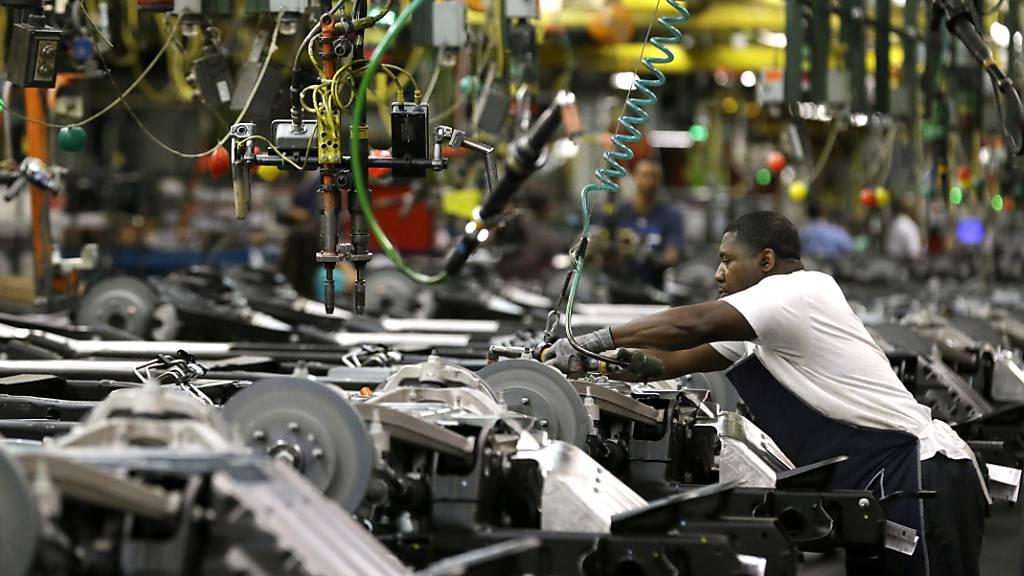 Die US-Unternehmen haben zum Ende des Corona-Jahres 2020 überraschend Stellen abgebaut. (Archiv)
