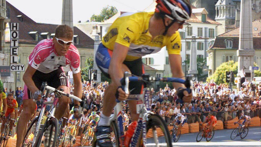 Tour de France 2022 macht Halt in Lausanne und Aigle