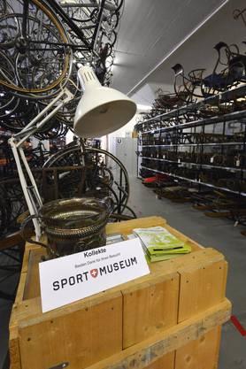 Für Sonntag: Sportmuseum