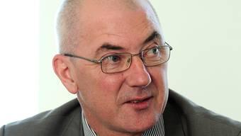 Sicherheitsdirektor Reber: Mag nciht so richtig hinsehen bei den den Staatsschutz-Prozessen
