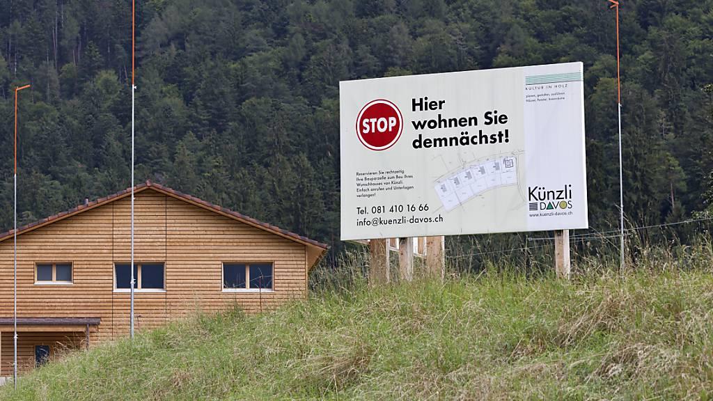 Schweizer wollen Wohneigentum - können es sich aber nicht leisten