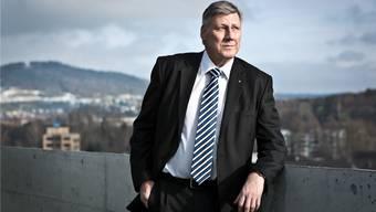 Statthalter Adrian Leimgrübler. Chris Iseli