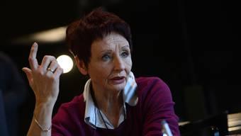 Colette Greder spielt ab morgen 54 Pfyfferli-Vorstellungen im Theater Fauteuil.