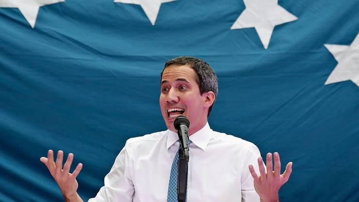 Juan Guaidó kämpft seit einem Jahr gegen Nicolás Maduro – bislang erfolglos.