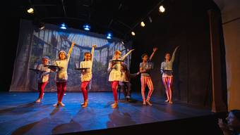 Kindertheater Lampefieber in Baden