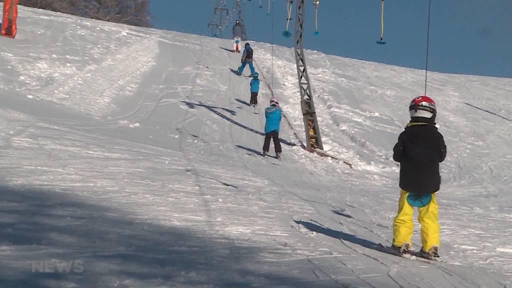 Solothurner Skigebiet-Betreiber sind frustriert