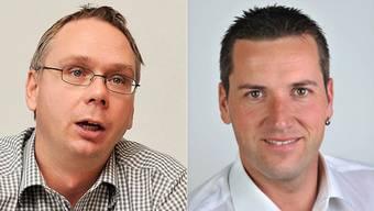 Markus Dietschi und Martin Flury sind neu bei der FDP.