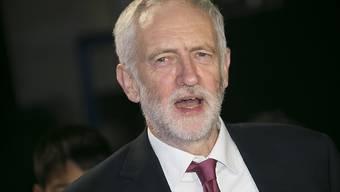 Nun ermittelt Scotland Yard wegen Antisemitismus-Vorwürfen gegen seine Partei: Labour-Chef Jeremy Corbyn steht unter Druck. (Archivbild)