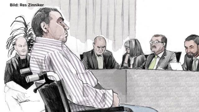 Praxis-Assistentin-Mörder vor Gericht