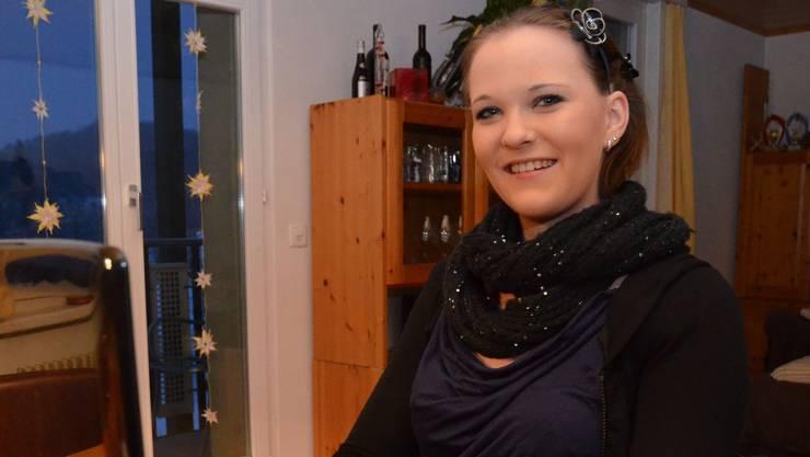 Sabrina Vollenweider will zusammen mit Leandra Senn und Maywa Weber eine Website für Rollstuhlfahrer im Ausgang schaffen. ES