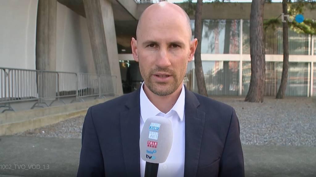 Gewählt: Thierry Burkart ist neuer FDP-Präsident