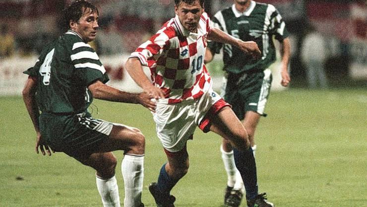 Zvonimir Boban blieb dem Fussball auch nach seiner Aktivkarriere erhalten (Archiv)
