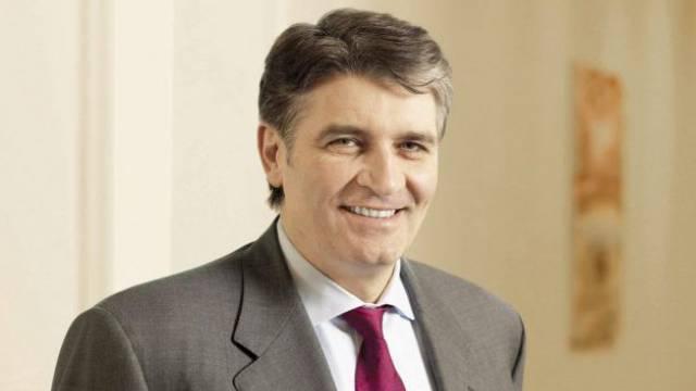 Ehemaliger UBS-Topbanker Raoul Weil. Foto: Keystone
