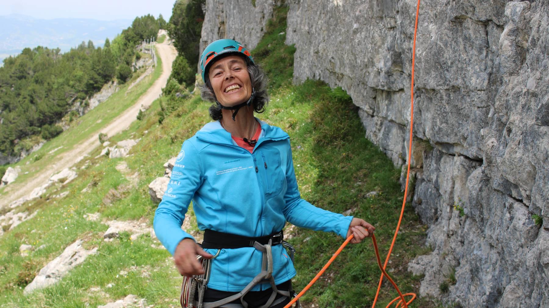 Für Christen ist Klettern eine Art «Lebenselixier».