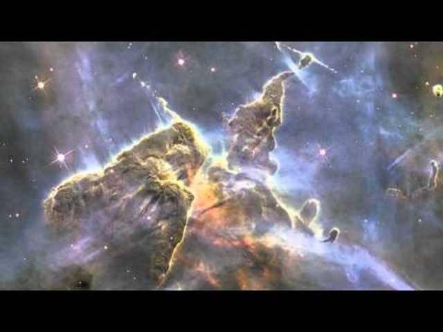 Faszinierend: Hubbles Zoom in den Carina-Nebel 2013.