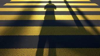 Bei beiden Verkehrstoten im letzten Jahr handelt es sich um Fussgänger, die mit Velofahrern zusammengestossen sind.
