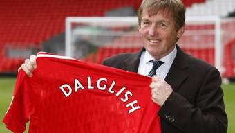 Im Spital positiv auf das Coronavirus getestet: der ehemalige Liverpool-Star und -Coach Kenny Dalglish