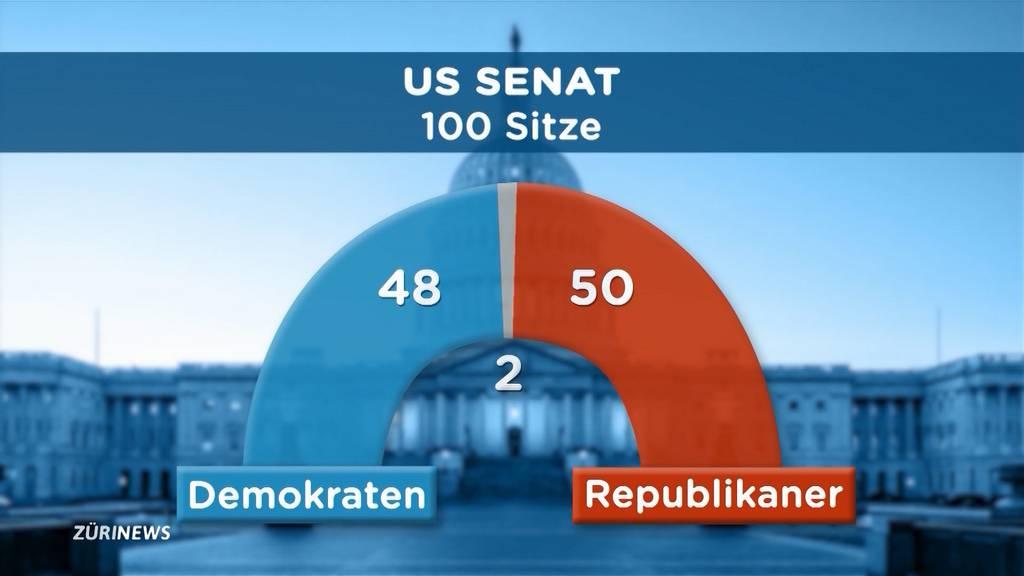 Senatswahl im US-Bundestaat Georgia: Wie mächtig wird Joe Biden?