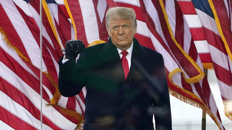Patrik Müller: «Präsident Trump ist bald passé, und seine Stellung in der republikanischen Partei ist nach der «Schande vom Kapitol» nachhaltig geschwächt.»