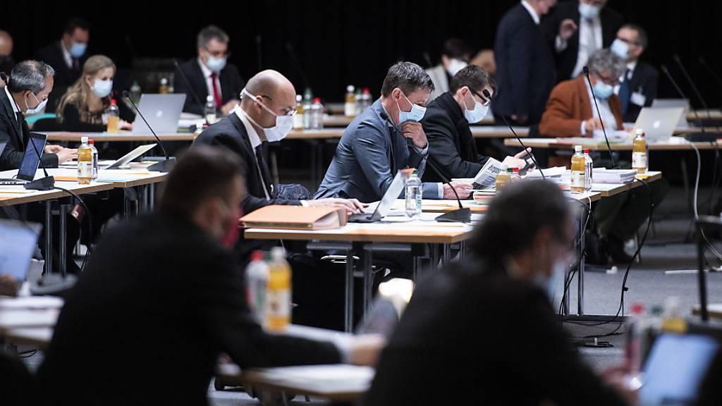 Der St. Galler Kantonsrat wird sich im September mit dem Regulierungscontrolling befassen. (Archivbild)