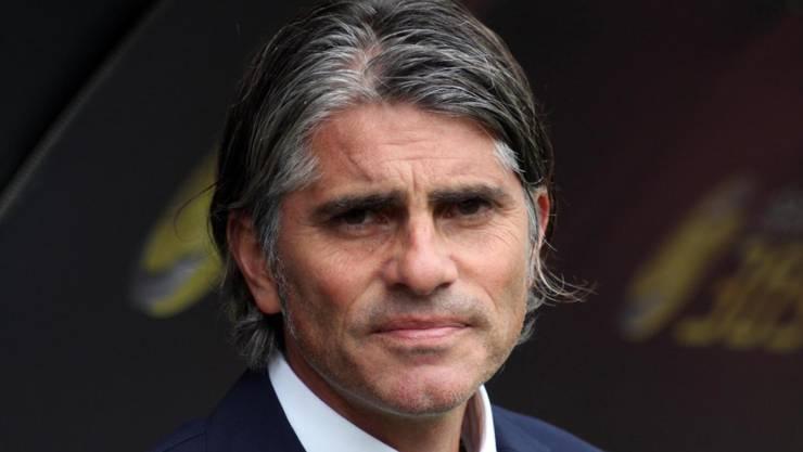 Diego Lopez ist nicht mehr Trainer in Palermo