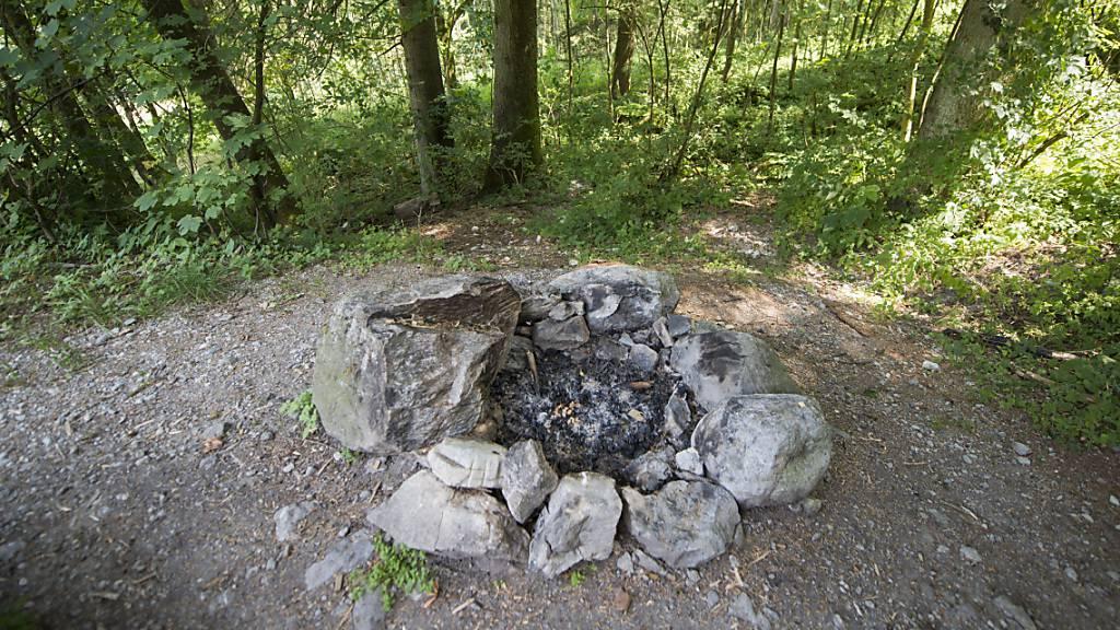 Kanton Thurgau warnt vor erheblicher Waldbrandgefahr