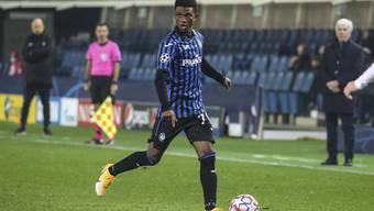 Vielversprechendes Talent: United-Trainer Solskjaer hält grosse Stücke auf den 18-jährigen Amad Diallo.