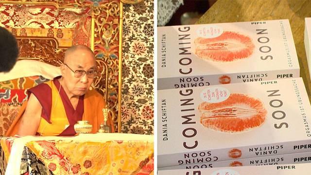 Dalai Lama zu besuch in Rikon / Orgasmus ist lernbar