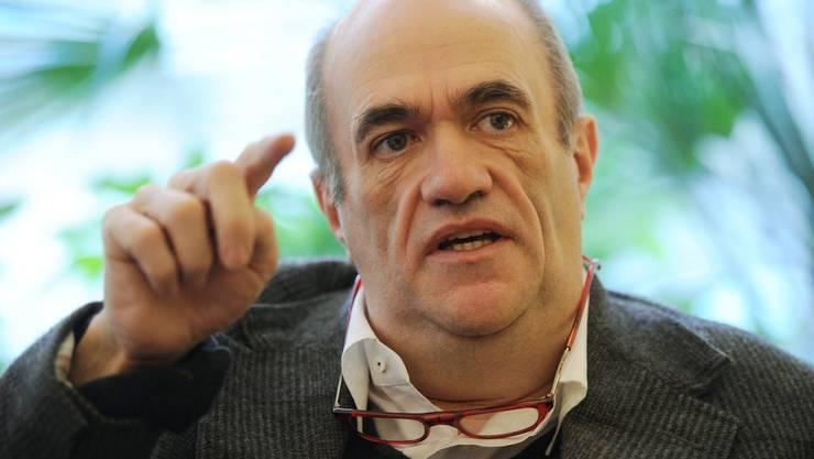 Colm Toibin. (Bild von 2012)