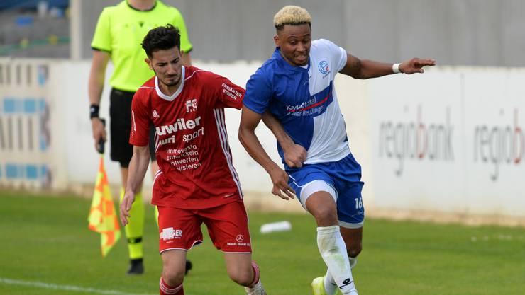 Der FC Muri hat in der laufenden Saison mit viel Verletzungspech zu kämpfen.