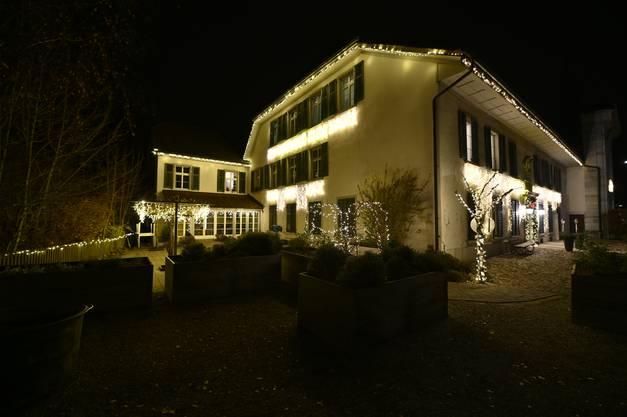 Lichterzauber mit 45000 LED-Lämpchen