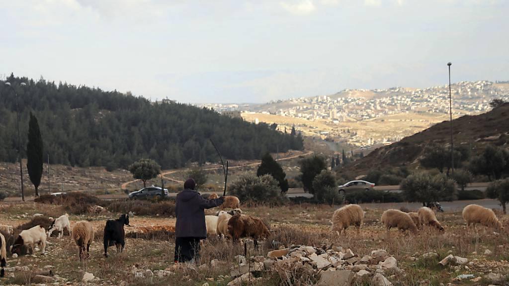 Israel treibt umstrittenes Bauprojekt in Ost-Jerusalem voran