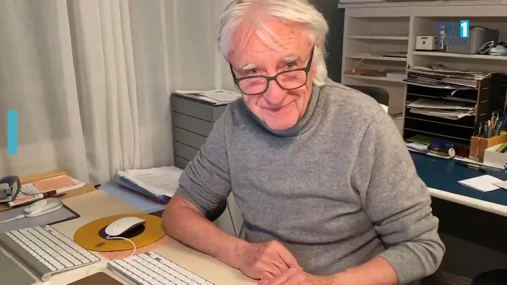Emil Steinberger ist neu auf Twitter – und gibt den Tarif durch