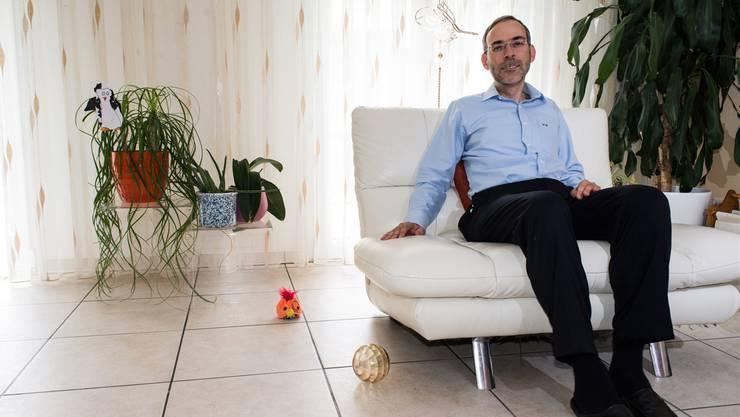 Der 44-jährige Halit Duran wünscht sich, dass Muslime in zehn Jahren in der Schweiz mit einer friedlichen, gut integrierten Religionsgemeinschaft assoziiert werden. Jiri Reiner