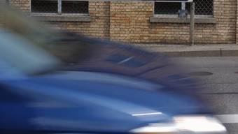 Die Stadtpolizei Zürich hat über das Wochenende viele Schnellfahrer erwischt. (Archivbild)