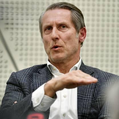 Rietiker ersetzt Stephan Anliker, der am Montag seinen Rückzug als Präsident bekannt gemacht hatte