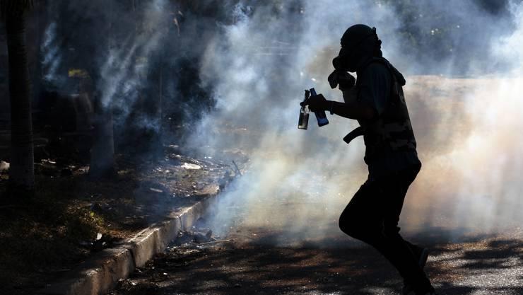Seit 177 Tagen kommt es wieder wieder zu Unruhen und Protesten in Venezuela. Grund ist der Präsident Nicolás Maduro.