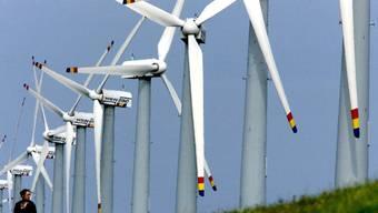 Die ebl will Strom mit Wind erzeugen.