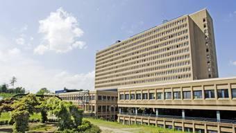 Das Kantonsspital Baden.