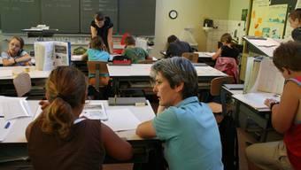 Das Gelingen der integrativen Schule steht und fällt mit genügend personellen Ressourcen. Foto: Archiv