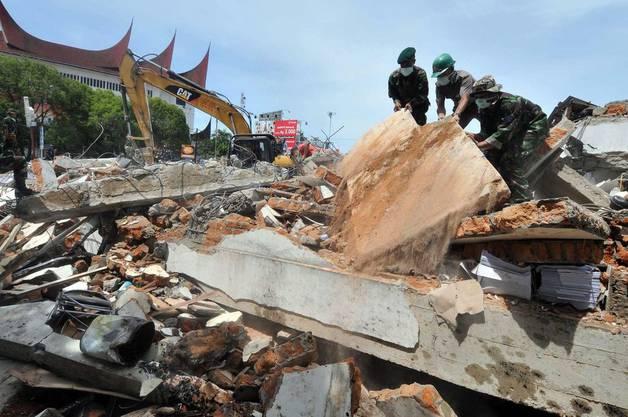 Sumatra – Bilder der Zerstörung 3