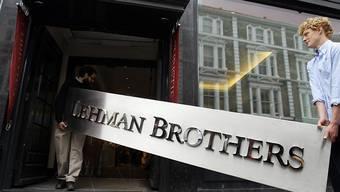 Der Kollaps von Lehman Brothers markiert gleichzeitig das Ende und die Wiedergeburt der amerikanischen Investmentbanken. (Archivbild)