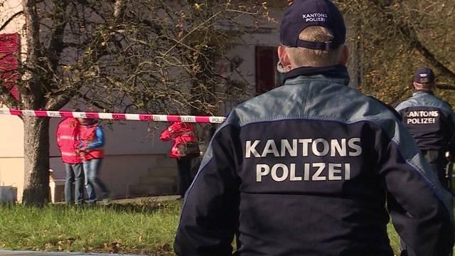 Familiendrama Gipf-Oberfrick: Gemeinde kümmert sich um Kinder (Tele M1, 5.11.2015)