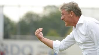 Seit Marco Schällibaums Vetragsverlängerung hat der FC Aarau drei Spiele bestritten – und alle verloren.