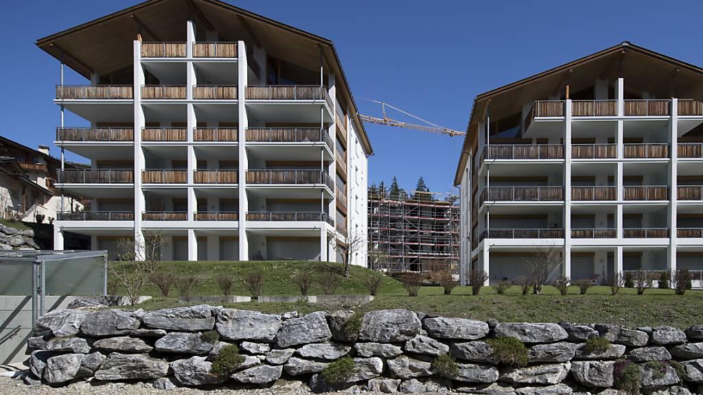 Rekordnachfrage nach Schweizer Ferienwohnungen