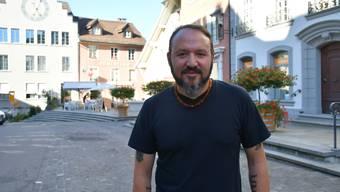 Gianni Serratore, der in Brugg aufgewachsen ist und noch immer hier lebt, wünscht sich, dass sich nach dem Stadtfest eine Festkultur entwickelt.